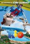 Nuova locandina italiana per il film d'animazione Rio