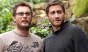 Jake Gyllenhaall e Duncan Jones a Roma per Source Code