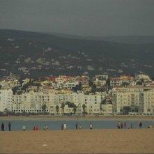 Un'immagine di Tangeri dal film Il colore del vento