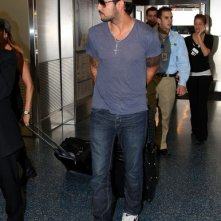 Eduardo Cruz all'aeroporto di Miami nel 2011