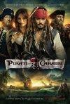 La locandina italiana di Pirati dei Caraibi: Oltre i confini del mare