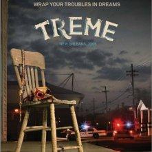Un poster della stagione 2 di Treme