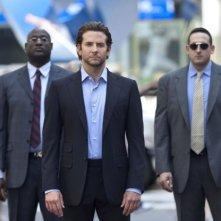Bradley Cooper è Eddie Morra in Limitless (2011)