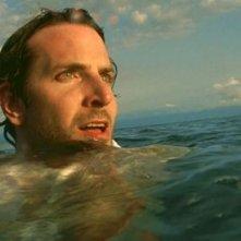 Bradley Cooper in una immagine del thriller Limitless