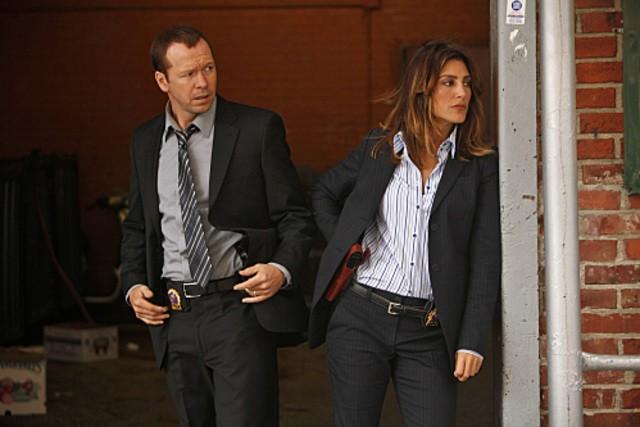 Donnie Wahlberg E Jennifer Esposito Nell Episodio Officer Down Di Blue Bloods 199647