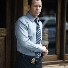 Donnie Wahlberg nell'episodio Officer Down di Blue Bloods