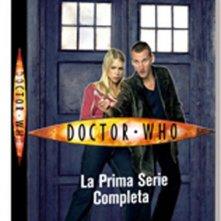 La copertina di Doctor Who - Stagione 1 (dvd)