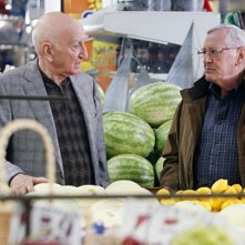 Len Cariou e Dominic Chianese nell'episodio Officer Down di Blue Bloods