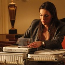 Taylor Cole nell'episodio A Message Back di The Event
