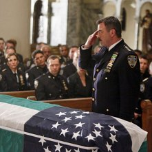 Tom Selleck nell'episodio Officer Down di Blue Bloods