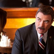 Tom Selleck nell'episodio To Tell The Truth di Blue Bloods