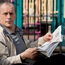 Tomas Arana in una sequenza del thriller Limitless (2011)