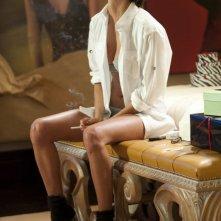 Una sexy Belen Rodriguez in un'immagine del film Se sei così, ti dico di sì