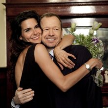 Donnie Wahlberg e Angie Harmon nell'episodio Sympathy for the Devil di Rizzoli & Isles