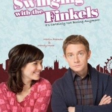 La locandina di Swinging With the Finkels