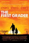La locandina di The First Grader