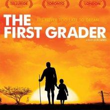 La locandina di The First Grader