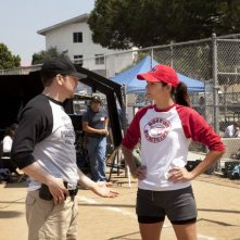 Sasha Alexander e Donnie Wahlberg nell'episodio Sympathy for the Devil di Rizzoli & Isles