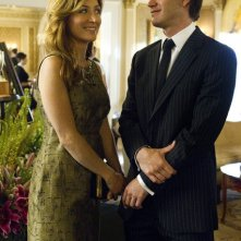 Sasha Alexander e Mark-Paul Gosselaar nell'episodio Money for Nothing di Rizzoli & Isles