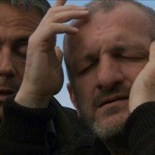 Una scena del film Nuit bleue di Ange Leccia