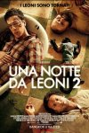 In ESCLUSIVA per Movieplayer.it, ecco la locandina italiana di Una notte da leoni 2