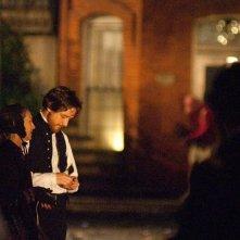 James McAvoy in una scena di The Conspirator, 2011