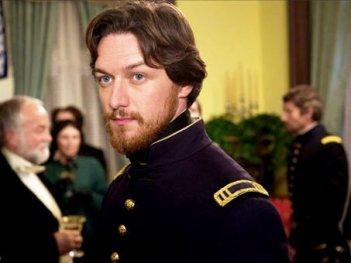 James McAvoy nel dramma storico The Conspirator, 2011
