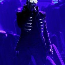 Kanye West alla 50esima edizione dei Grammy