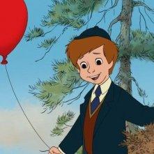 Un fotogramma del lungometraggio animato Winnie the Pooh