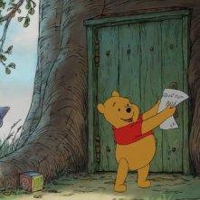 Un'immagine tratta dal lungometraggio animato Winnie the Pooh
