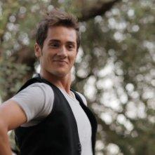 Vincenzo Mingolla è un ballerino siciliano nel film Dance for Life
