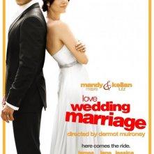 La locandina di Love, Wedding, Marriage