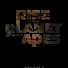 La locandina di Rise of the Planet of the Apes