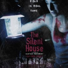 Poster internazionale per The Silent House