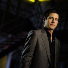 Craig Olejnik in una immagine promozionale della serie The Listener