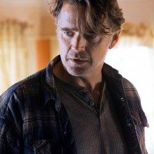 John Schneider in un momento dell'episodio Kent di Smallville
