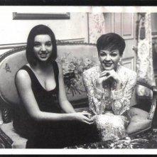 Judy Garland con sua figlia Liza Minnelli