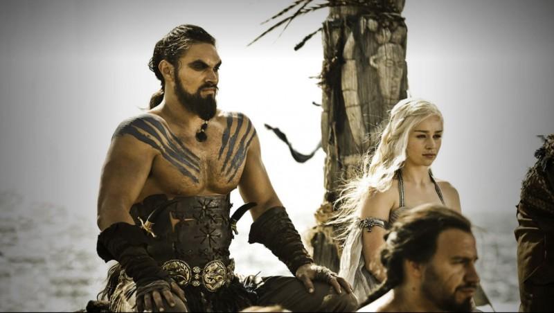 Una foto di scena dell'episodio Winter Is Coming di Game of Thrones