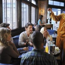 Damon Wayans Jr. nell'episodio Like Father, Like Gun di Happy Endings