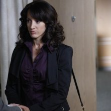 Jennifer Beals nell'episodio The Gold Coin Kid di The Chicago Code