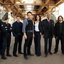 The Chicago Code: Una foto promozionale del cast della serie