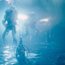 Una scena del sci-fi movie World Invasion, del 2011