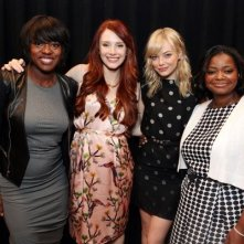 Emma Stone, Bryce Dallas Howard, Viola Davis e Octavia Spencer: ecco il cast di The Help