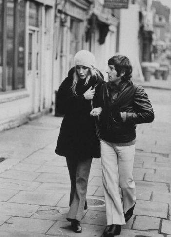 Sharon Tate e Roman Polanski