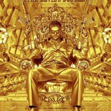 Un poster dorato per The Devil's Double