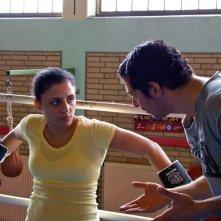 Una immagine del film Der Himmel hat vier Ecken (2011)