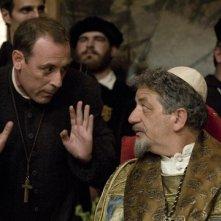 Una immagine tratta dal film Águila roja, la película (2011)