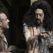 Una immagine tratta dal film spagnolo Águila roja, la película (2011)