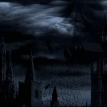 Una scena del film Quantum Apocalypse