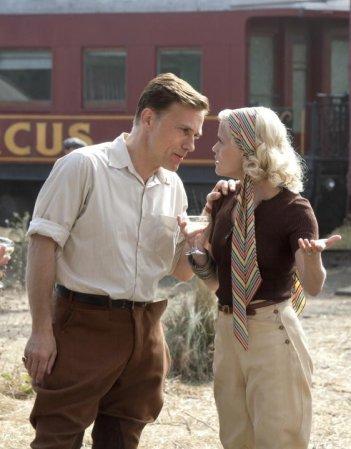 Christoph Waltz e Reese Witherspoon sono August e Marlena nel film Come l'acqua per gli elefanti